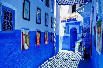 Blue Town Chefchaouen 1 day and 1 night