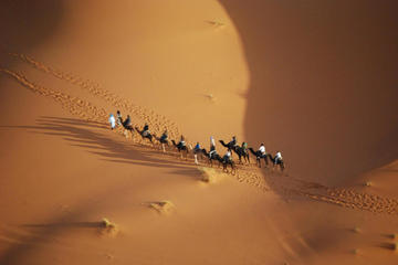 Desert tour from Fes to Marrakech (4 Nights 4 Days)