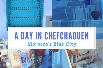 Private Day Tour to chefchaouen from Fez