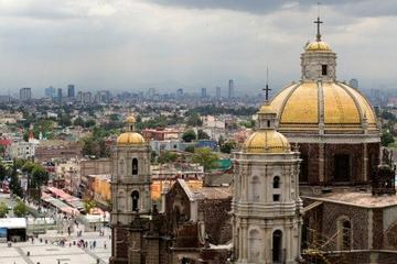Excursion 6nuits Le meilleur du Centre de Mexico : pyramides de...