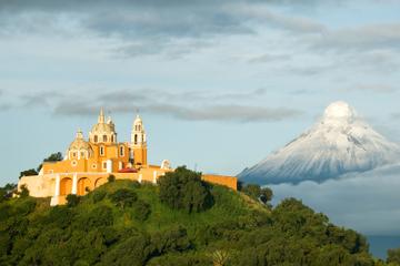 Excursion d'une journée à Puebla et Cholula au départ de Mexico