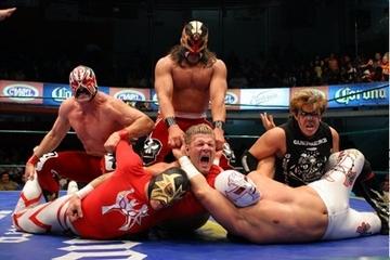 Mexikanisches Wrestling: Genießen Sie den Lucha Libre in Mexiko City