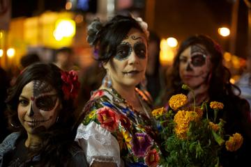 Mixquic Day of the Dead Celebration Day Trip from