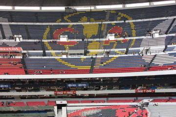 Visita al estadio Azteca desde Ciudad de México