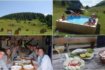 Eco Camping in Biogradska Gora (Bjelasica)