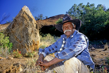 Cave Hill Aborigines-Kulturerlebnis ab Ayers Rock
