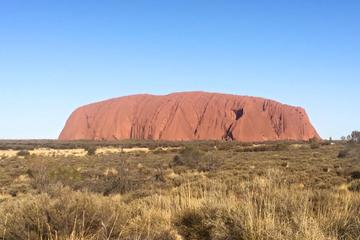 Highlights of Uluru Including Sunrise...