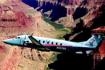 Dagtrip lucht/grond westrand Grand Canyon vanuit Las Vegas met ...