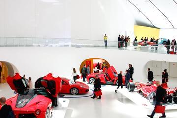 Ferrari Museum and Casa Enzo Ferrari...