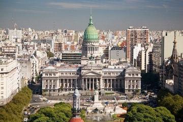 3 noches en Buenos Aires con visita guiada a la ciudad y espectáculo...