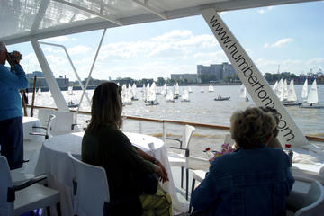 Buenos Aires Sightseeing Lunch Cruise