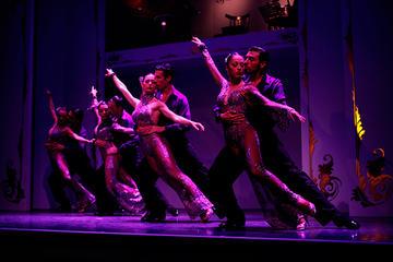 Cena y espectáculo de tango en el...