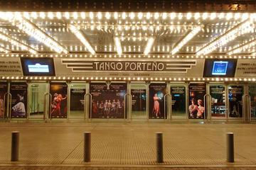 Espectáculo Tango Porteño, clase de...