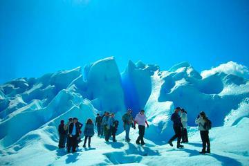 Excursão Big Ice pelo glaciar Perito Moreno