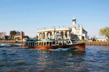 Excursão de barco por Tigre, saindo de Buenos Aires