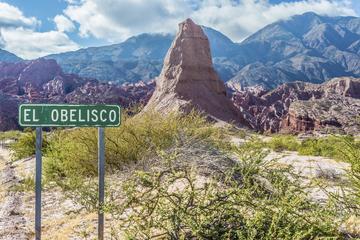 Excursión de un día a los Valles Calchaquíes y a la bodega de...