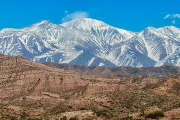 Excursión de un día al centro de esquí Los Penitentes y las altas...