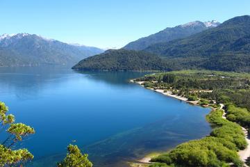 Excursion d'une journée à El Bolson et au lac Puelo au départ de...