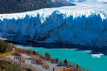 Glaciar Perito Moreno con paseo en barco