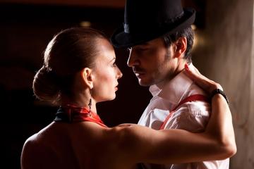 Piazzolla Tangovorstellung und Abendessen in Buenos Aires