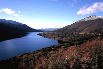 Recorrido de día completo hasta el lago Fagnano y el lago Escondido