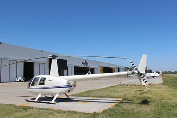 Recorrido privado en helicóptero por Buenos Aires