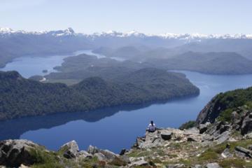 Viagem de um dia para Villa La Angostura partindo de Bariloche