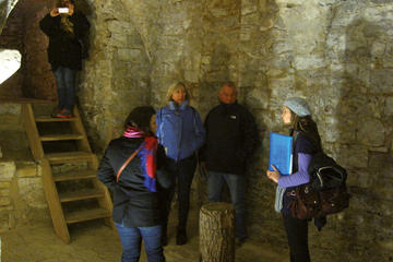 Prague Old Town and Medieval Underground Evening Walking Tour