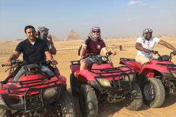 Desert Safari and Quad Bike Around the Pyramids