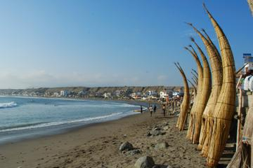3-Day Northern Peru Archeological Tour from Chiclayo to Trujillo