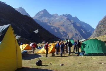 Caminata de 5 días al Salkantay y visita a Machu Picchu desde Cuzco