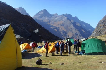 Caminhada por Salkantay e Machu Picchu de 5 dias partindo de Cusco
