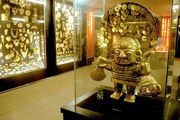 Colección de oro de Mújica Gallo y Museo de armas del mundo