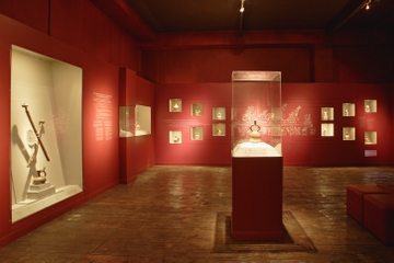 Erleben Sie Lima: Ein Abend im Larco Museum mit Abendessen