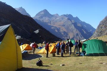 Escursione di 5 giorni sul Monte
