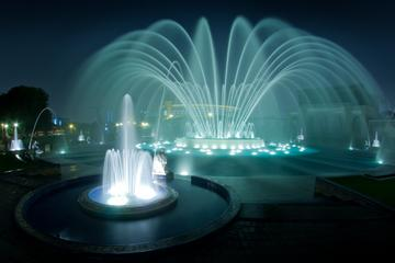 Excursão noturna no Museu Larco e Circuito Mágico das Águas