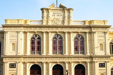 Excursão privada de arte e numismática de meio dia em Lima