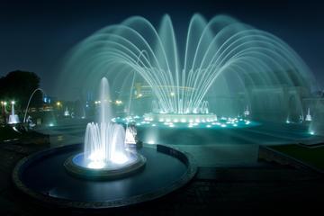 Excursion au musée Larco et au Circuit Magic Water dans la soirée