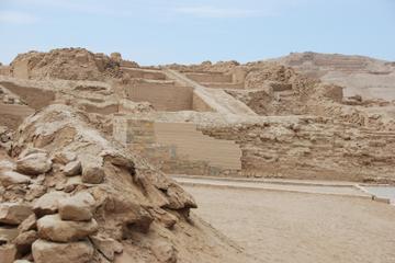 Excursion d'une demi-journée au temple de Pachacamac au départ de Lima