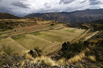 Excursion dans la vallée méridionale au départ de Cuzco: Tipon...