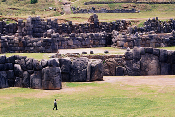 Halbtägige Tour durch den archäologischen Park von Sacsayhuaman