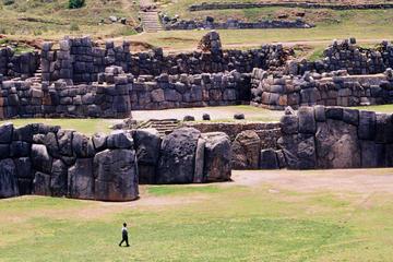 Halvdagstur till arkeologiska parken Sacsayhuaman