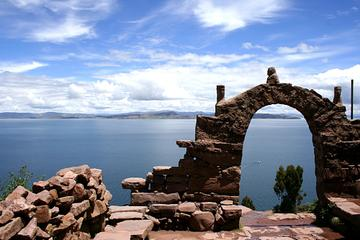 Lake Titicaca and Sun Island Overnight Catamaran Cruise from Puno