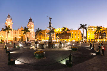 Lima en un jour: visite de la ville, musée Larco et circuit magique...