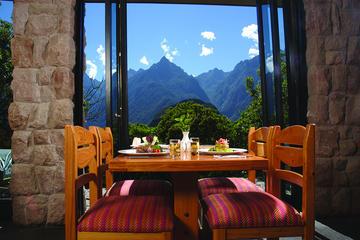 Machu Picchu Entrance and Tinkuy...