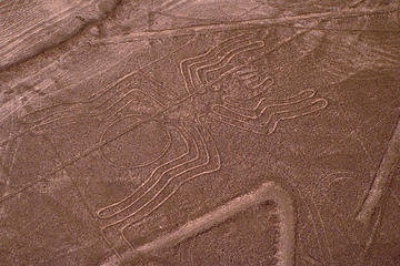 Nazca Lines Air Tour and Ballestas...