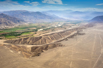 Nazca Lines Air Tour from Lima*