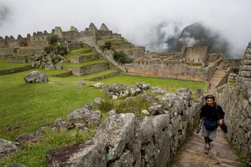 O Caminho Inca: caminhada de 4 dias...