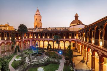 Recorrido combinado en Lima: visita turística por la ciudad, además...