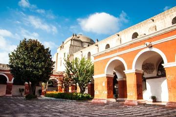 Recorrido por la ciudad de Arequipa...